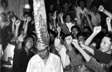 Una «autocrítica» en la China maoísta. Foto: DP.