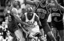 «Merry fucking Christmas»: cómo Jordan y los Bulls se quitaron por fin a los Bad Boys de en medio