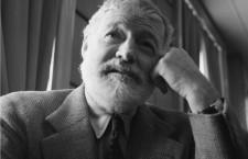 Ernest Hemingway, 1959. Fotografía: Corbis.