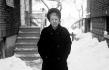 Lorine Niedecker. Imagen cortesía de Wisconsin Poetry Society.