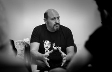 Óscar Díaz: «La gente que hace cosas importantes de verdad no sale en Saber y ganar»