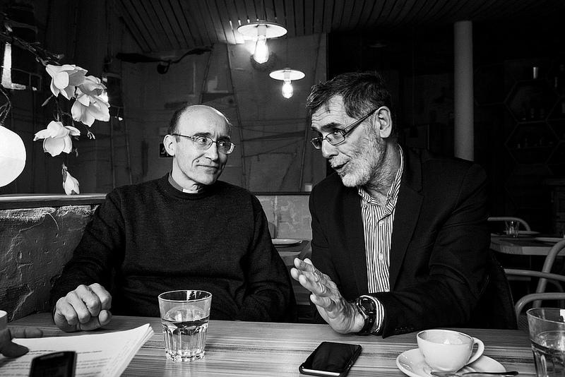 Javier María Prades López y Juan José Gómez Cadenas para JD A
