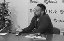 Rubén Sánchez: «Las macroempresas apuestan por el fraude, la mentira y la presión a los Gobiernos»