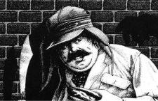 Ilustración de Paul Sahre, en la portada de La conjura de los necios. Imagen cortesía de Anagrama.