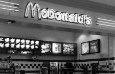 La cortesía en el McDonald's