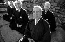 Escena del documental Leonard Cohen: Printemps 96. Imagen: Lieurac Productions.