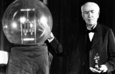 Thomas A. Edison, 1929. Fotografía: Corbis.