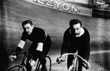 Léon Georget y Julien Pouchois en el Vel d'Hiv, 1911. Fotografía: Bibliothèque nationale de France