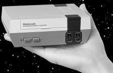 Nintendo Classic Mini y la máquina del tiempo
