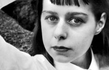 "Carson McCullers - Authoress 1917-1967  5th October 1955 (nee Smith) US novelist; wrote novels ""The Heart is a Lonely Hunter"" 1940, ""Member of the Wedding"" 1946, ""The Ballad of the Sad Cafe"" 1951"