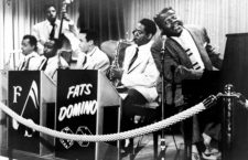 Fats Domino. Imagen: ABC.