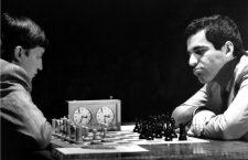 Kárpov y Kaspárov. (DP)