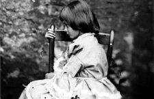 Alice Liddell, 1858. Fotografía: Charles Dodgson. (DP)