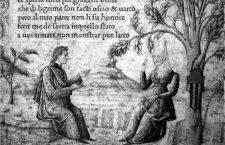 Francesco Petrarca y la batamanta de Boccaccio