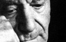 Antonio Porchia. Portada (detalle) de Voces reunidas, editorial Pre-Textos.