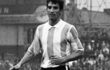 Rattin en el partido Alemania-Argentina del Mundial de Inglaterra, 1966. Fotografía: Cordon.
