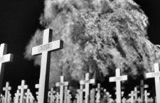 Douaumont (Meuse). The cemetery. 1936. El cementerio de Douaumont