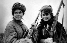 Miembros del Sydir Kovpak, 1940. Fotografía: Autor desconocido (DP).