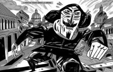 Beowulf, Gaudí y Velázquez se enfrentan en los Óscar del cómic