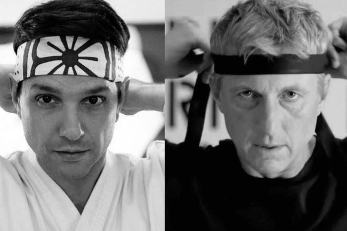 Hágase un favor y vea el retorno de Karate Kid