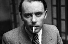 Author Klaus Mann in 1935. Portrait by photographer Fred Stein (1909-1967) who emigrated 1933 from Nazi Germany to France and finally to the USA.