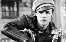 Marlon Brando en Salvaje, 1953. Imagen: Columbia Pictures