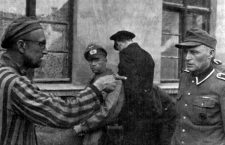 Buchenwald camp in Germany