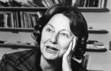 Elizabeth Hardwick, influential American literary critic, novelist, and short story writer in 1967. In 1962 she was a co-founder of the New York Review of Books, (CSU_2015_7_253)