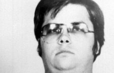 Police handout file photo dated 09/12/80 of John Lennon's killer, Mark David Chapman, who has been denied parole for the ninth time.