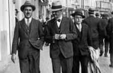 Alberto Jiménez Fraud y José Moreno Villa, 1930. Fotografía: Residencia de Estudiantes / CSIC.