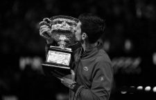 TENNIS - OPEN D'AUSTRALIE 2019 - GRAND CHELEM - 2019 djokovic (novak) - (ser) -