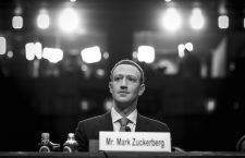 Facebook CEO Mark Zuckerberg testifies before a joint hearing of the Commerce and Judiciary Committees on Capitol Hill in Washington, DC, on April 10, 2018, about the use of Facebook data to target American voters in the 2016 election.  (Photo by Oliver Contreras/SIPA USA)   El fundador del gigante tecnológico Facebook, Mark Zuckerberg, asumió hoy toda la culpa ante el Senado de Estados Unidos del abuso de la compañía Cambridge Analytica 630/cordon press *** Local Caption *** 22857981