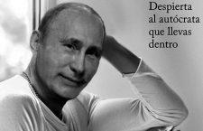 Autocracia positiva: siga consejos de autoayuda de Vladimir Putin