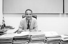 José Antonio Lorente: «El área forense consiste en tratar de sacar la máxima información posible de la mínima cantidad de muestra disponible»