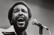 Image #: 6164458    Marvin Gaye in 1984.    Detroit Free Press/MCT /Landov