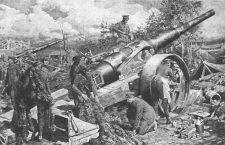 Camuflaje y pinceles: el arte de la guerra