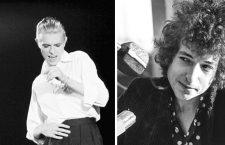 Dylan vs. Bowie. Héroes fuera del tiempo