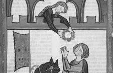 Usted también puede ser un caballero medieval y conquistar a una dama