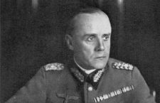 La dimisión en 1938 del general alemán Ludwig Beck