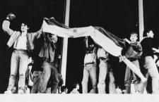 El día en que ardió la bandera de Yugoslavia en el estadio del Hajduk