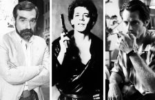 Martin Scorsese, Lou Reed y Sam Shepard,. Fotos: Cordon Press.