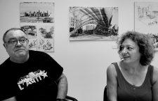 Carlos Azagra y Encarna Revuelta: «Las mejores ideas surgen en los bares. Por ejemplo, la Segunda República se pensó en un bar»