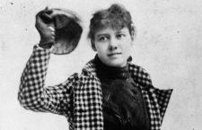 Elizabeth Jane Cochran, alias Nellie Bly. (DP)