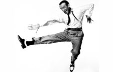 Fred Astaire en Daddy Long Legs, 1955. Fotografía: 20th Century Fox.