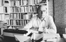 Michel Foucault, 1984. Fotografía: Cordon Press.