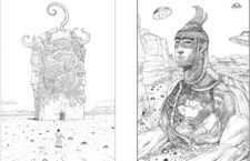 Moebius, el constructor de mundos