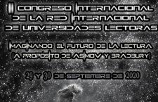 Cartel Congreso Internacional Red de Universidades Lectoras. 29 y 30 de Septiembre.