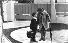 Jacques Tati en Mon oncle, 1958. Fotografía: Cordon Press.