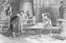 Ilustración de una representación de la obra de Shakespeare «Pericles, Prince of Tyre»