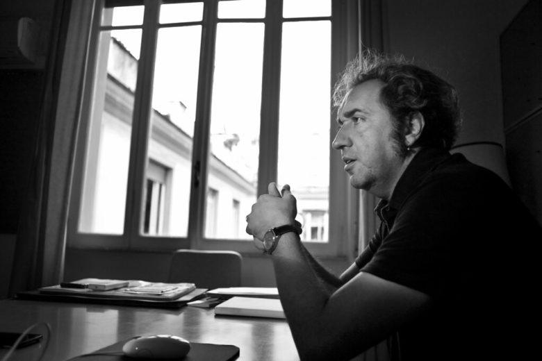 Paolo Sorrentino: «Hacer una película es una cosa de locos»